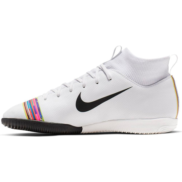 Nike Jr Superfly 6 Academy GS IC - White/Black