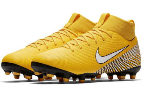 a8352f4d3937 Nike Jr Mercurial Superfly 6 Academy NJR FG/MG - Amarillo/ White/ Black ...