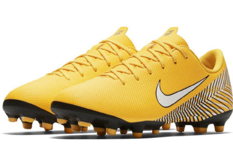 Nike Jr Mercurial Vapor 12 Academy GS NJR FG/MG - Amarillo/ White/ Black