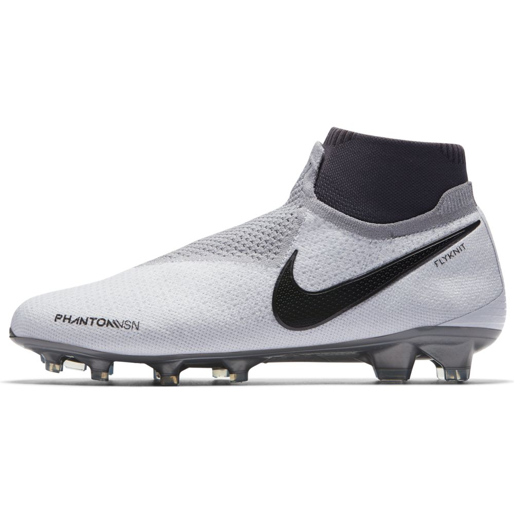 Nike Phantom Vision Elite FG – Pure PlatinumBlackLight