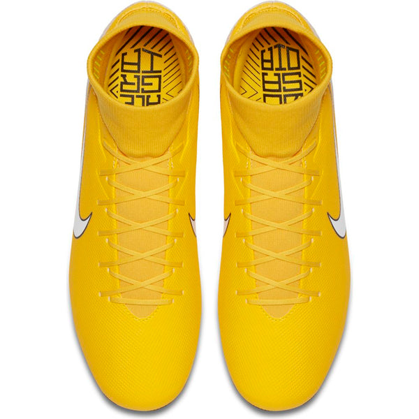 Nike Mercurial Superfly 6 Academy NJR FG/MG - Amarillo/White/Black