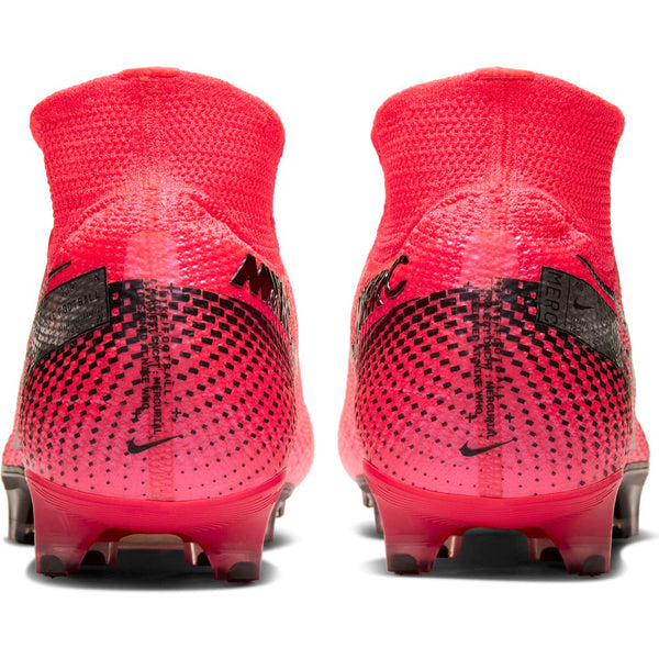NIKE SUPERFLY 7 ELITE FG - LASER CRIMSON/BLACK
