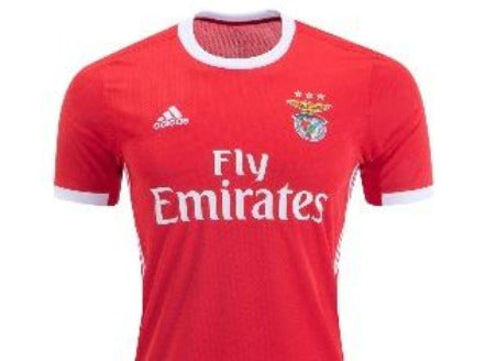 Adidas Benfica Home Jersey 2019/20 - Red