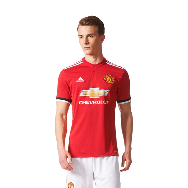 Adidas Manchester United Home Jersey -  2017/18