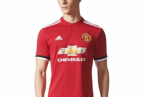 Adidas Manchester United Home Jersey 2017/18