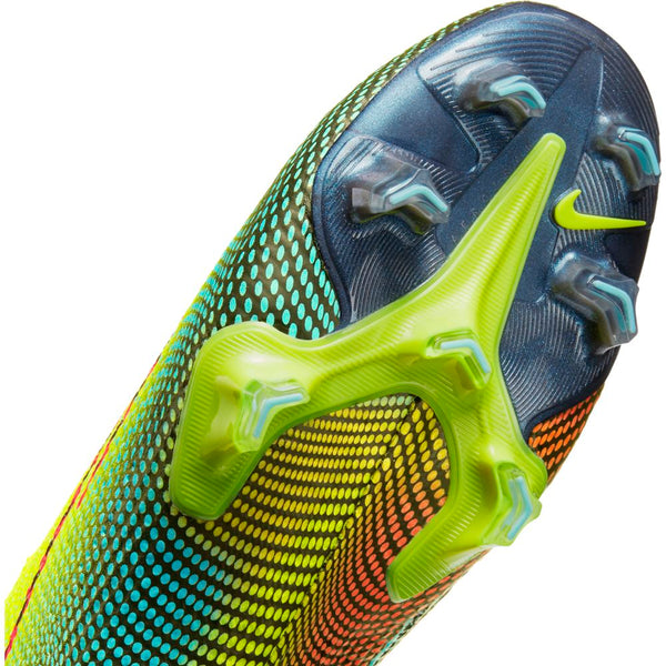 NIKE MERCURIAL VAPOR 13 ELITE MDS FG - LEMON VENOM/BLACK-AURORA GREEN