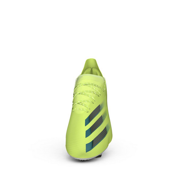 Adidas X GHOSTED.1 FG-SOLAR YELLOW/CORE BLACK/ROYAL BLUE