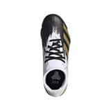 Adidas Predator 20.3 Turf J- Black/White/Gold