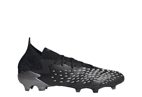 Adidas Predator Freak .1  Firm Ground Core Black / Grey Four / Cloud White