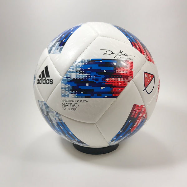 Adidas 18 MLS Top Glider - White/Blue/Red