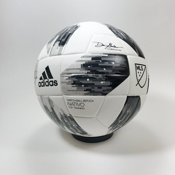 Adidas 18 NFHS MLS Top Training - White/Black/Grey