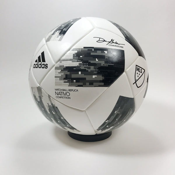 Adidas 18 NFHS MLS Competition - White/Black/Grey