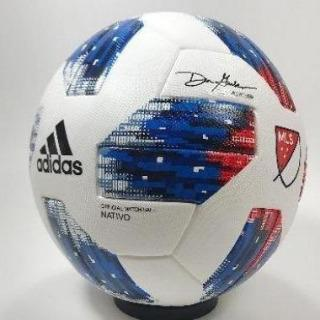 Adidas 18 MLS OMB - White/Blue/Red
