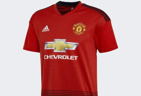 Adidas Manchester United Home Jersey - 2018/19