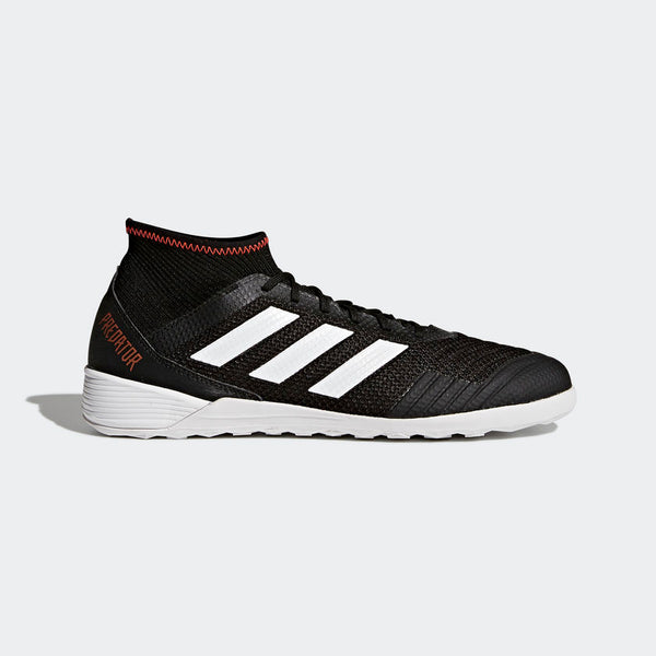 Adidas Predator Tango 18.3 IN - Core Black/ Running White/ Infrared