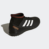 Adidas Predator Tango 18.3 TF J - Black/White/Red
