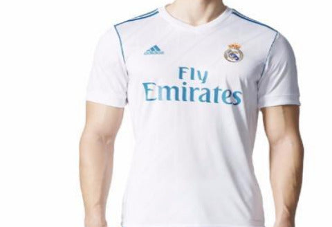 Adidas Real Madrid Home Jersey 2017/18