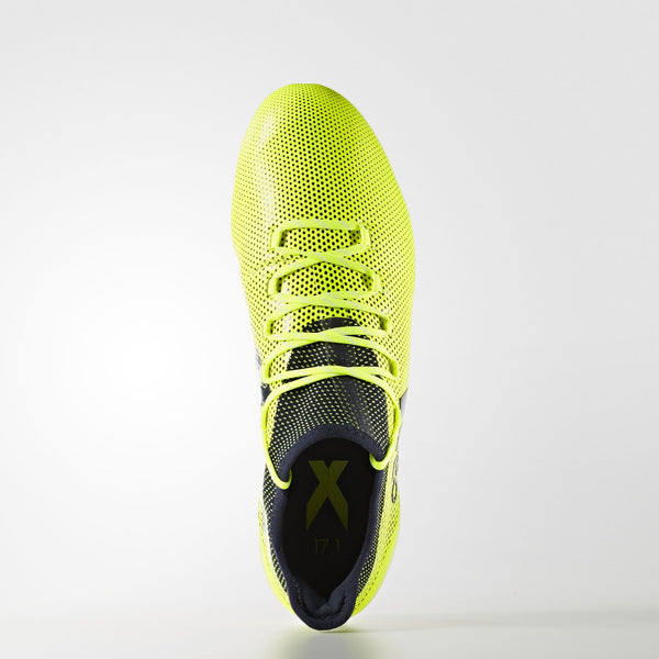 Adidas X 17.1 FG - Solar Yellow/ Legend Ink