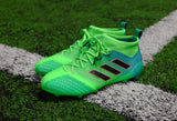 adidas 17.1 ace primeknit fg green black
