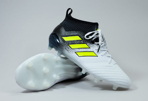 adidas ace 17.1 white yellow black
