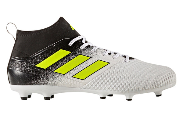 adidas ace 17.3 white yellow black side