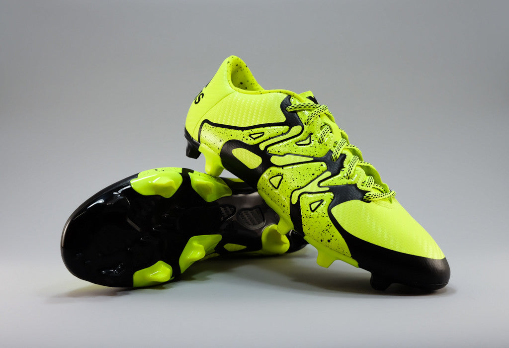 on sale 90e90 5a748 Adidas X 15.3 FG AG - Solar Yellow  Black   East Coast Soccer Shop