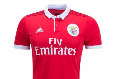 Benfica Home Jersey 2017/18