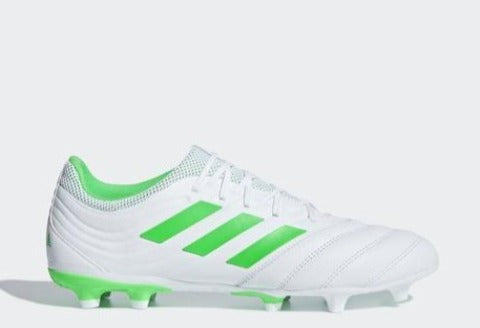Adidas Copa 19.3 - Cloud White/ Solar Lime