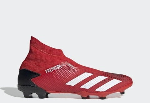 ADIDAS PREDATOR 20.3 LL FG - RED/WHITE/BLACK