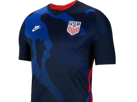 NIKE US YOUTH 2020 STADIUM JERSEY  AWAY BLUE