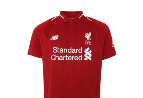 New Balance Liverpool Home Jersey - 2018/19