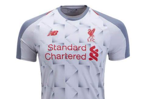 New Balance Liverpool Third Youth Jersey - 2018/19