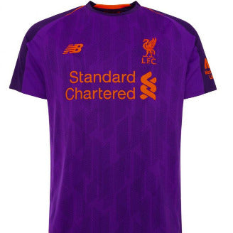 New Balance Liverpool Away Youth Jersey - 2018/19