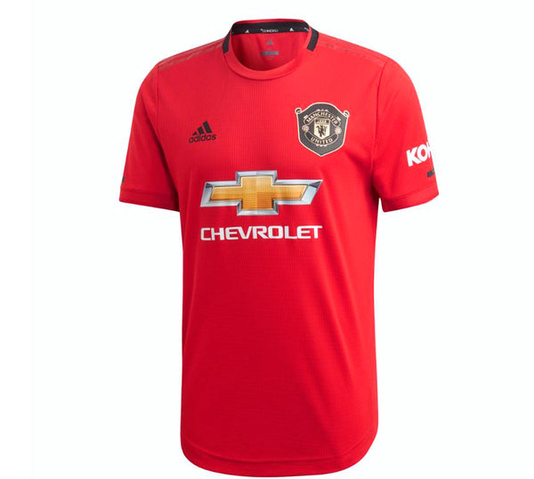Adidas Manchester United Home Youth Jersey 2019/20 - Red