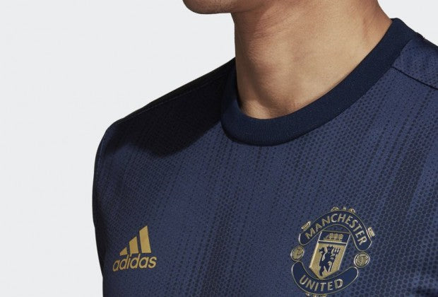 1be31b0dce1 ... Adidas Manchester United Third Jersey - 2018 19