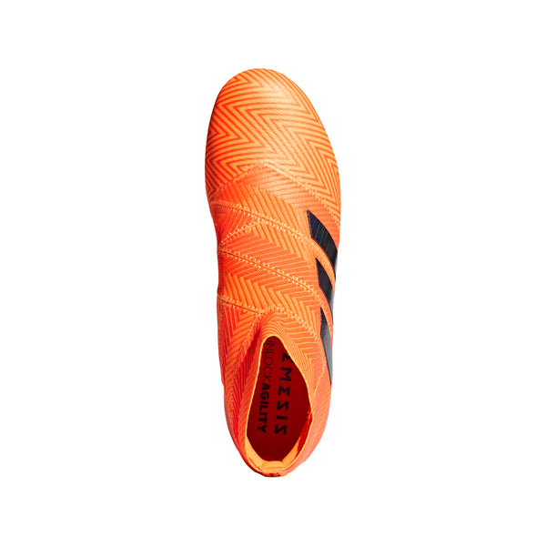 Adidas Nemeziz 18+ FG - Zest/ Core Black/ Solar Red
