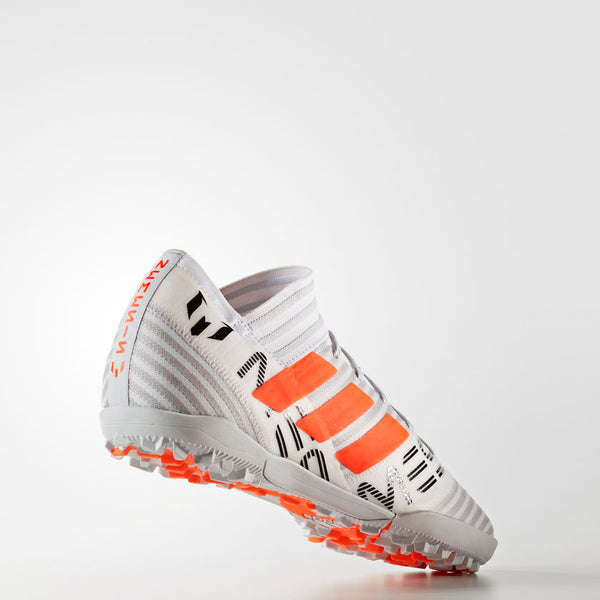 Adidas Nemeziz Messi Tango 17.3 TF - Running White/ Solar Orange/ Core Black