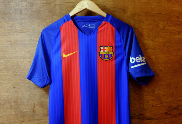 buy online bfd75 f8508 Nike FC Barcelona Home Jersey - 2016/17