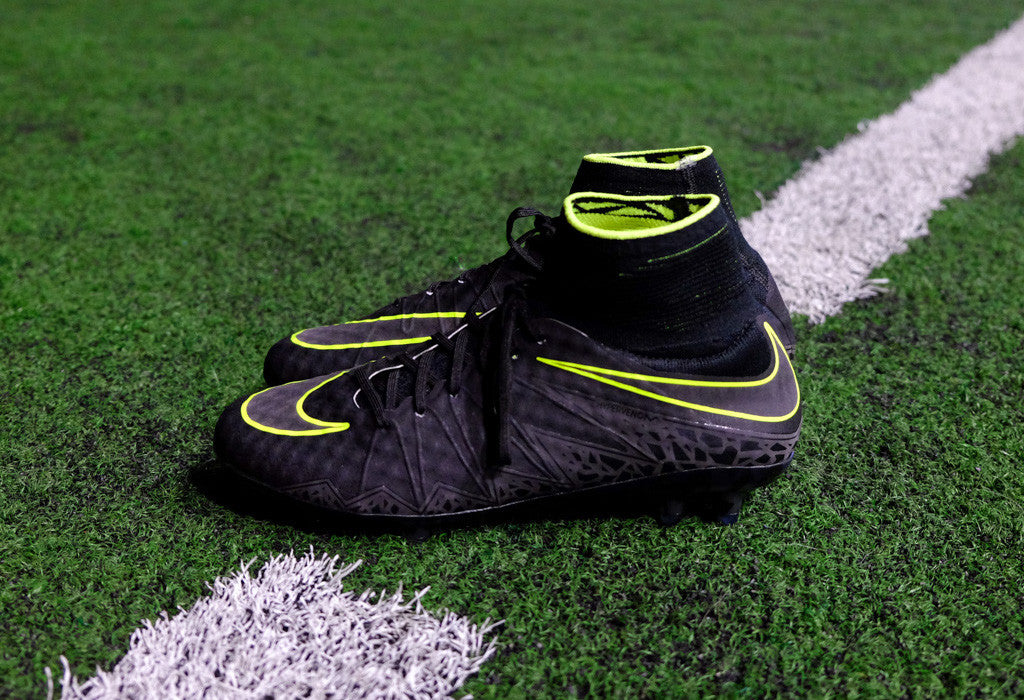 best website 9e7e1 b60c4 ... nike hypervenom phantom 2 fg black volt ... nike hypervenom phantom ii  fg grey green ...