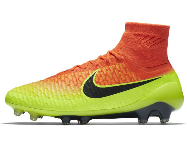 nike magista obra fg volt total crimson side
