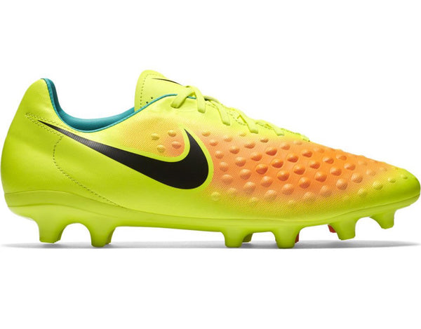 nike magista onda 2 fg volt total orange jade