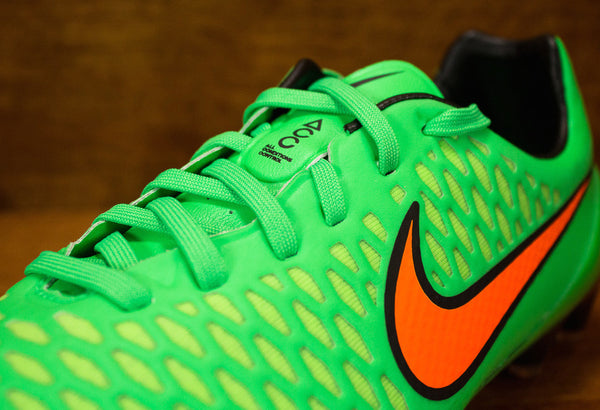 Nike Magista Opus FG Poison Green Total Orange