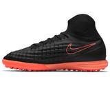 nike magistax proximo ii tf black hyper orange instep