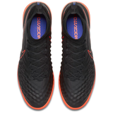 nike magistax proximo ii tf black hyper orange laces