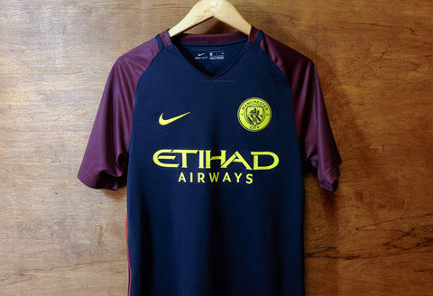 nike manchester city away jersey 2016