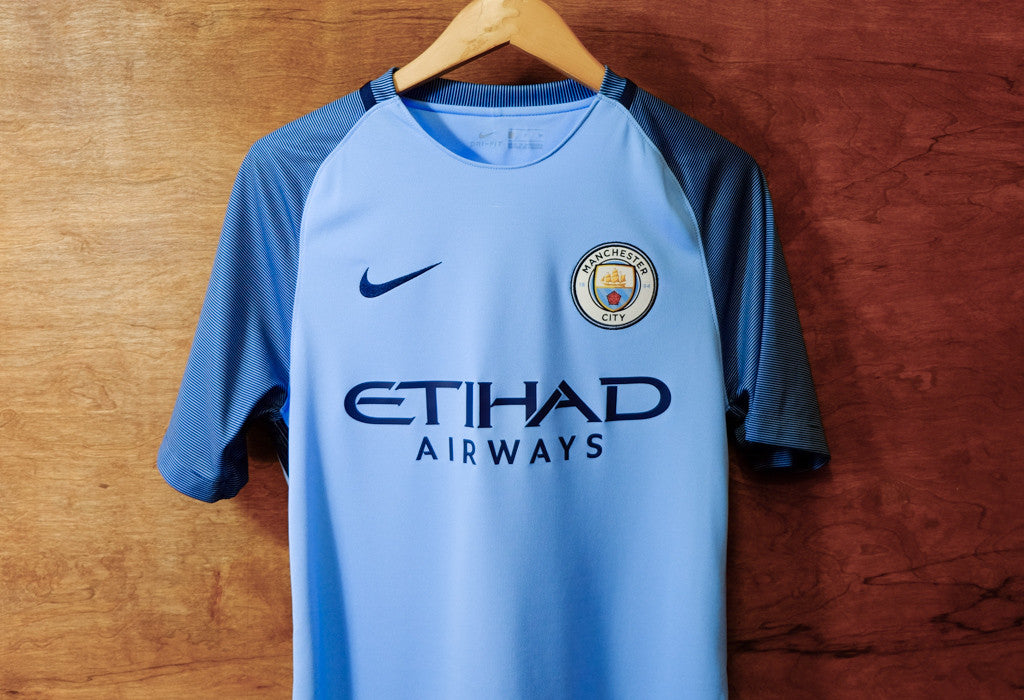 Nike Manchester City Home Jersey - 2016 17  fadcac163302