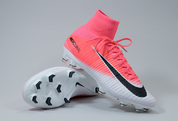 best service 4a488 efc26 Nike Mercurial Superfly V DF FG - Racer Pink/ White