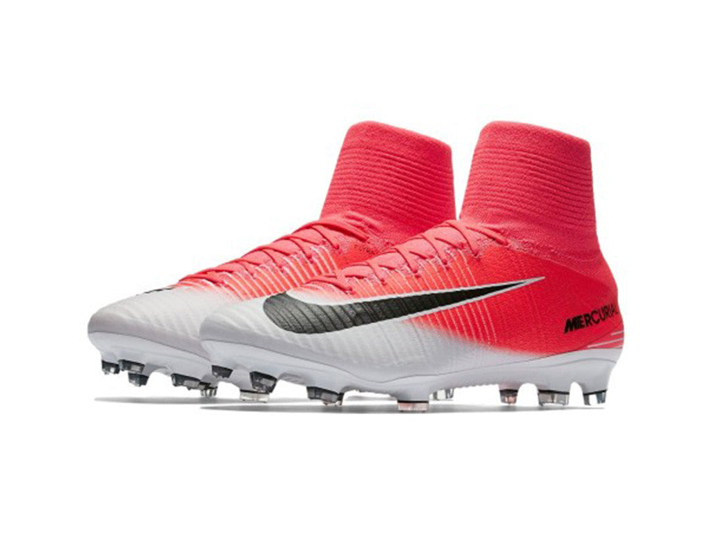 46c664b855e wholesale nike mercurial superfly v sg mens boots soft ground racer pink  black white e023b ee3b2  real nike mercurial superfly 5 pink white nike  mercurial ...
