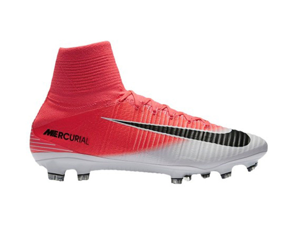 085ad952d ... pair nike mercurial superfly 5 pink white side ...