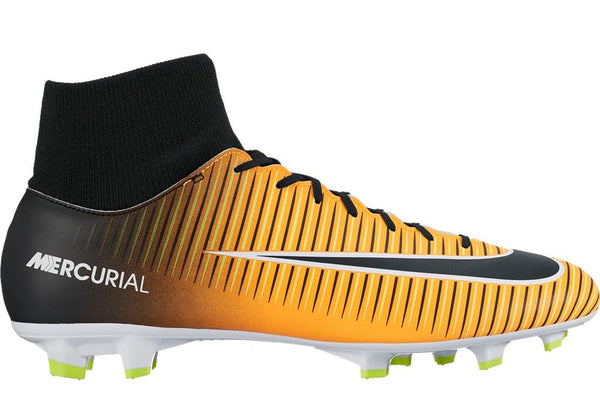 Nike Mercurial Victory VI DF FG - Laser Orange/ Black